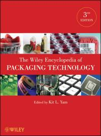"""The Wiley Encyclopedia of Packaging Technology"" 3rd Edition"